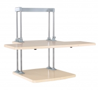 Sit Stand Desk Workstation