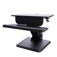 Sit Stand Desktop Station