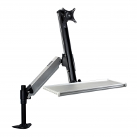WF496B Sit Stand Workstation Mount
